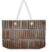 Architectural Dna Weekender Tote Bag