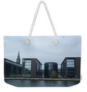 Architectural Dominance Weekender Tote Bag