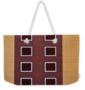 Architectural Geometry Weekender Tote Bag