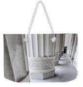 Architectural Pillars Weekender Tote Bag