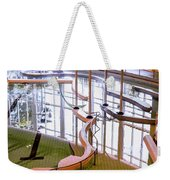 Architecture - Amazing Maze Weekender Tote Bag