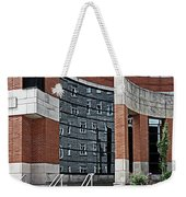 Architecture And Reflections Weekender Tote Bag