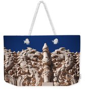Architecture At The Lensic Theater In Santa Fe Weekender Tote Bag