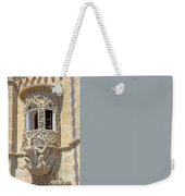 Architecture Background Sintra Weekender Tote Bag