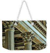 Architecture Columns Palace King Louis Xiv Versailles  Weekender Tote Bag