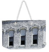 Architecture Of A Small Town2 Weekender Tote Bag