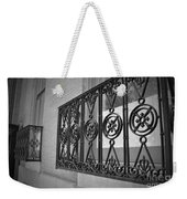 Architecture Of Vernon Place Weekender Tote Bag