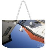 Architecture Reflection Weekender Tote Bag