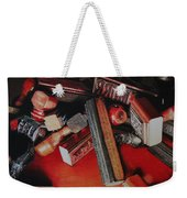 Archived Weekender Tote Bag