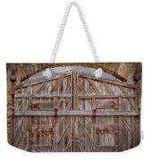 Archway Gate Weekender Tote Bag