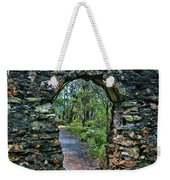 Archway To The Forest Weekender Tote Bag