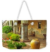 Archways At The Mission, Mission San Juan Capistrano, California Weekender Tote Bag