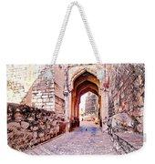 Archways Ornate Palace Mehrangarh Fort India Rajasthan 1a Weekender Tote Bag
