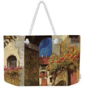 Arco Al Buio Weekender Tote Bag by Guido Borelli