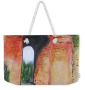 Arco Felice, Revisited Weekender Tote Bag by Clyde J Kell