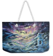 Arctic Experience Weekender Tote Bag by Joanne Smoley