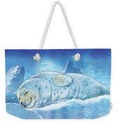 Arctic Seal Weekender Tote Bag