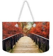 Ardent Autumn Weekender Tote Bag