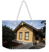 Ardenwood Historic Farm Railroad Station Weekender Tote Bag