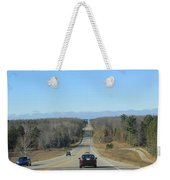 Are We Almost There ? Weekender Tote Bag
