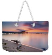 Are We Predestined To Get What We Get Weekender Tote Bag