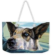Are We There Yet? Weekender Tote Bag