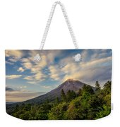 Arenal At The Sun's Last Touch Weekender Tote Bag