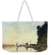 Argenteuil, Late Afternoon Weekender Tote Bag
