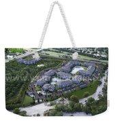 Arial View Exterior Rendering Design Ideas Weekender Tote Bag