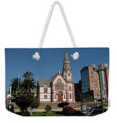 Arica Chile Church Weekender Tote Bag