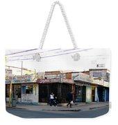 Arica Chile Street Corner Weekender Tote Bag