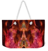 Ariel, Transmografication #9 Weekender Tote Bag