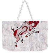 Aries Artwork Weekender Tote Bag
