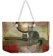 Cat-tastic Weekender Tote Bag