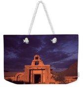 Arizona Adobe Mission Church 1939-2016 Weekender Tote Bag