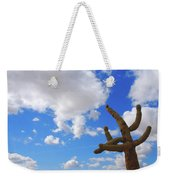 Arizona Blue Sky Weekender Tote Bag