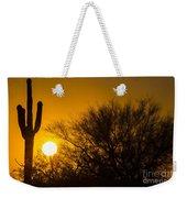 Arizona Cactus #2 Weekender Tote Bag