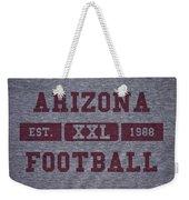 Arizona Cardinals Retro Shirt Weekender Tote Bag