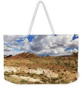 Arizona Cliffs Weekender Tote Bag