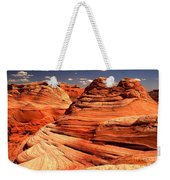 Arizona Desert Landscape Weekender Tote Bag