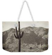 Arizona Desert Weekender Tote Bag
