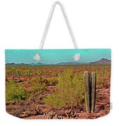 Arizona Desert Nice Place For A Walk Weekender Tote Bag