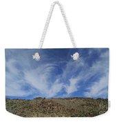 Arizona Foothill Sky Weekender Tote Bag