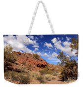 Arizona Red Rock Weekender Tote Bag