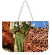 Arizona Saguaro #1 Weekender Tote Bag