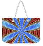 Arizona Saguaro Forest Abstract #2 Weekender Tote Bag