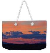 Arizona Sunset 10 Weekender Tote Bag