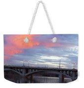 Arizona Tempe Town Lake Weekender Tote Bag