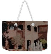 Arizona Water Weekender Tote Bag