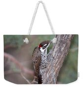Arizona Woodpecker Weekender Tote Bag